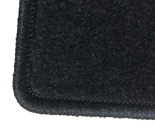 mattenset naaldvilt zwart citroen c4 20042010 1st