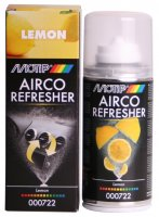 MOTIP AIRCO REFRESHER LEMON 150ML (1ST)