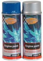 MOTIP ENGINE PAINT FORD BLUE 400ML (1ST)