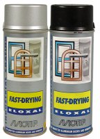 MOTIP INDUSTRIAL SPRAY ELOXAL ARGENT 400ML (1PC)