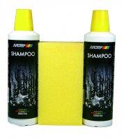 MOTIP SHAMPOO WASH AND SHINE 2X 500ML (1ST)
