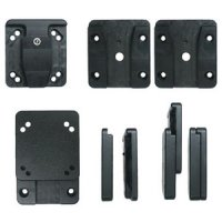 MOUNTING ADAPTER AMPS 2 X FEMALE + 1 MALE (1PC)