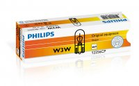 PHILIPS 12V 3W W3W (1ST)