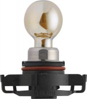 PHILIPS HIPERVISION 12V PSY24W PG20/4 SILVER/AMBER (1PC)