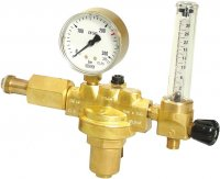 PRESSURE REGULATOR MAXI FLOW ARGON/CO2 (1PC)