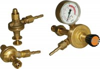 PRESSURE REGULATOR PROPANE YILDIZ 0-2.5 BAR, CONNECTION 21.8L (1PC)