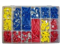 PVC PRE-INSUL TERMINAL ASSORTMENT 1000 PCS (1PC)