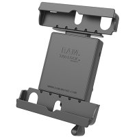 RAM TAB-LOCK IPAD AIR W / CASE (1PC)