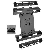 RAM® TAB-TITE ™ UNIVERSAL SPRING LOADED HOLDER FOR LARGE TABLETS (1PC)