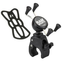 RAM TOUGH-CLAW ™ MOUNTING WITH UNIVERSAL X-GRIP® PHONE HOLDER (1PC)