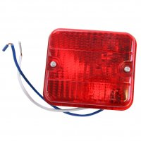 REAR FOG LIGHT 75X85MM (1PC)