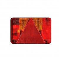 REAR LIGHT 6 FUNCTIONS 218X140MM LEFT (1PC)