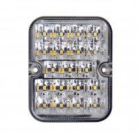 REVERSING LIGHT 100X81MM 19LED (1PC)