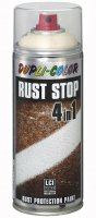 RUST STOP RAL 9006 WHITE ALUMINUM (1PC)
