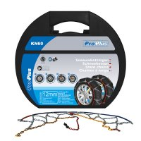 SNOW CHAINS 12MM KN60 (1SET)