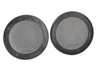 SPEAKER GRIL FOR SPEAKERS WITH A DIAMETER OF Ø 100 MM. CONTENT: 2 PIECES (1PC)