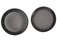 SPEAKER GRIL FOR SPEAKERS WITH A DIAMETER OF Ø 130 MM. CONTENT: 2 PIECES (1PC)