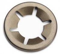 STARLOCK BAGUE PINCE POUR AXE FIXATION POUR ARBRE SANS CHAPEAU 4MM (100PCS)