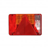 TAIL LIGHT 6 FUNCTIONS 218X140MM RIGHT (1PC)