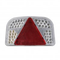 TAIL LIGHT 6 FUNCTIONS 240X150MM 56LED RIGHT (1PC)