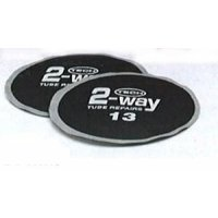 TECH 2-WAY INNER TUBE PATCH ROUND 35MM (50PCS)
