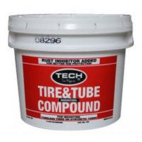 TECH TYRE & TUBE MOUNTING COMPOUND 10KG (1ST)