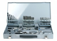 THREAD CUTTER SET M3-M12 45-PIECE (1PC)