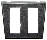 TWO SLOT PANEL (1PC)