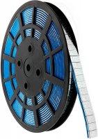 UNIMOTIVE ADHESIVE WEIGHTS ZINC PLATED 1200X5G BLUE TAPE ROLL 6 KILO (1PC)