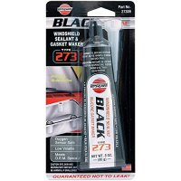 VERSACHEM BLACK SILICONE TYPE 273 BLISTER 85G (1PC)