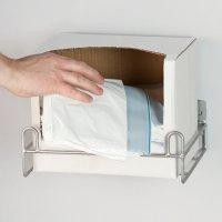WANDHOUDER DISPENSER BOX (1ST)