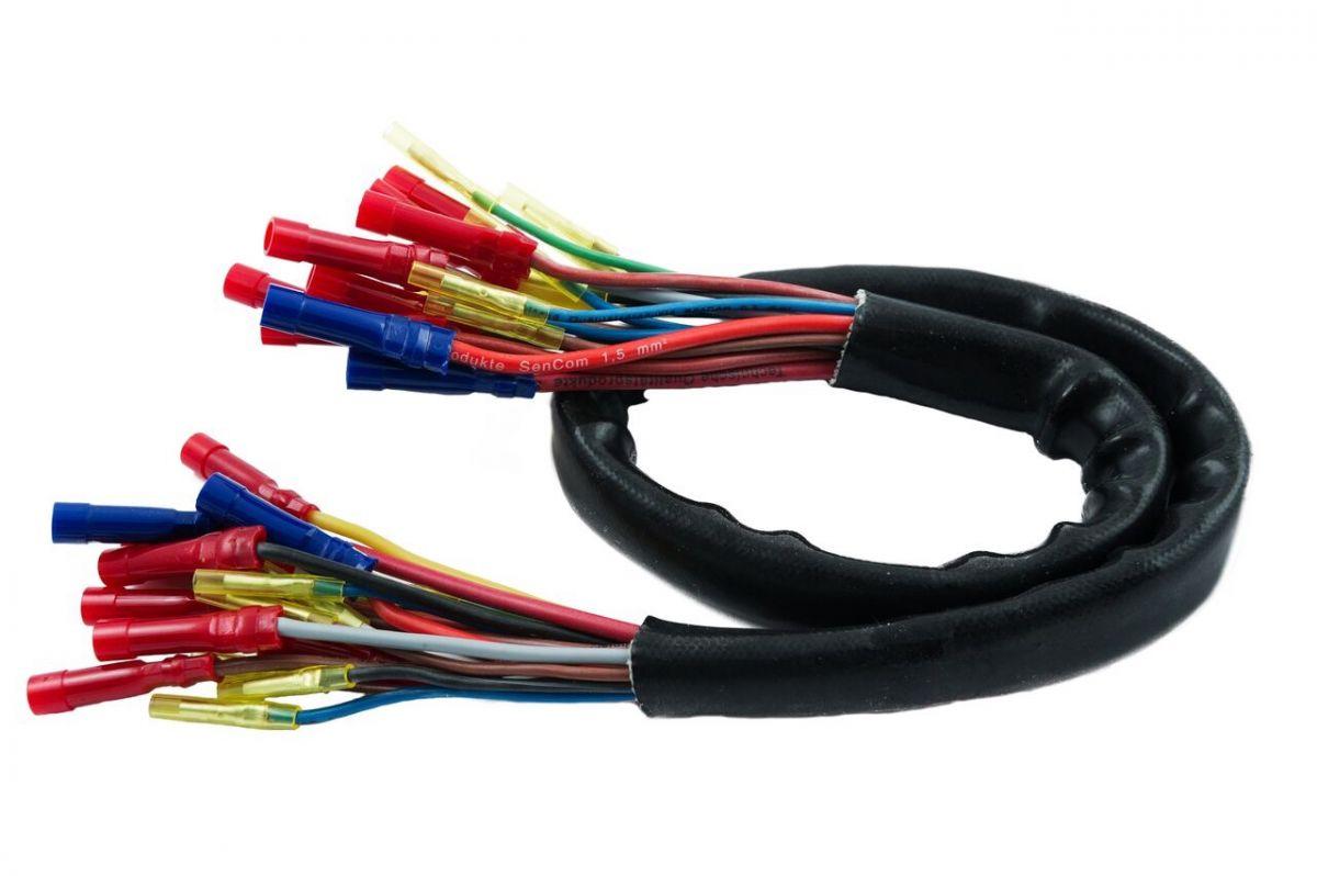 wiring harness repair kit left front door vw 1pc