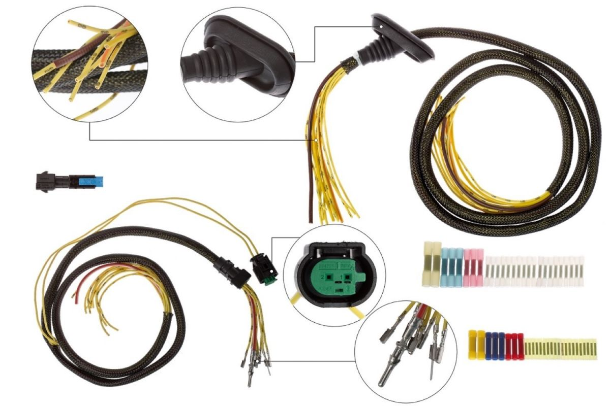 bmw wiring harness repair kit wiring diagram BMW Seat Repair Kit
