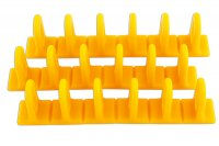 YELLOW MULTIPADS 6X50 PACK OF 3 (1ST)